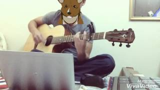 Những bức tranh màu Guitar