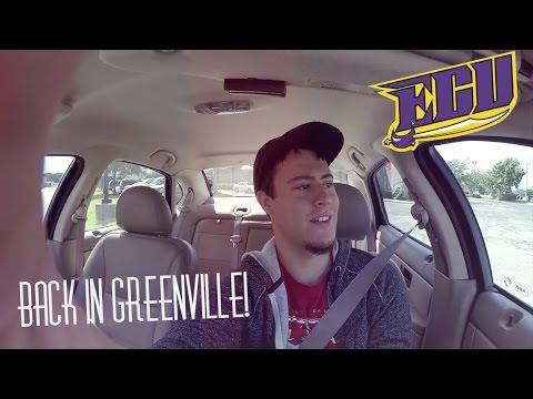 Quick Trip To Greenville! - GoPro Vlog (9/26/2014)