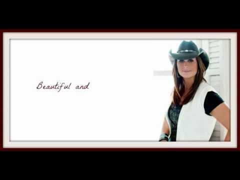 Terri Clark - Beautiful and Broken lyrics