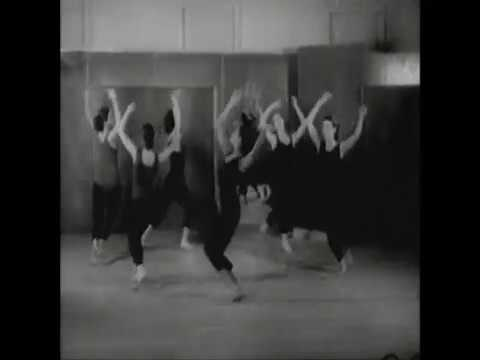 Captioned - Helen Keller Visits Martha Graham's Dance Studio