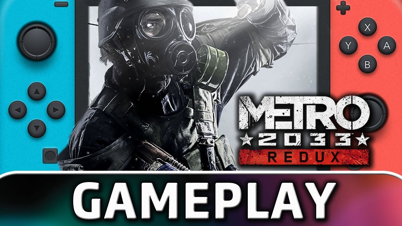 Metro 2033 Redux | First 15 Minutes on Nintendo Switch
