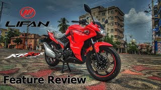 Lifan KPR 165R Features Review || MotorcycleValley.com