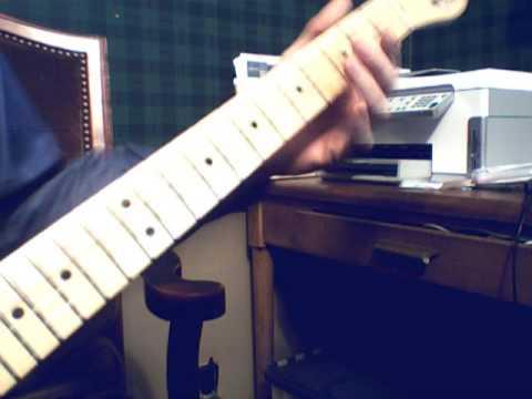 Brown Sugar - Guitar Chords/Riffs - The Rolling Stones
