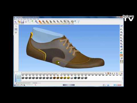 Mens Shoe Design