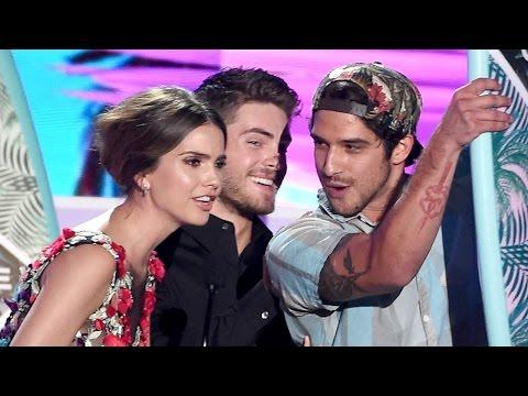 Teen Wolf Wins Best Summer TV Show at Teen Choice Awards 2016