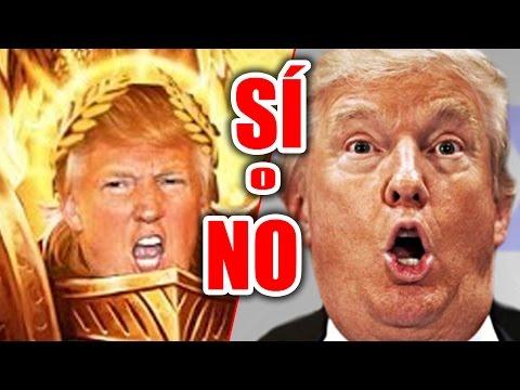 MATARÍAS o SALVARÍAS a Donald Trump !? - (13min con su pelo) (Copia de Pewdiepie)