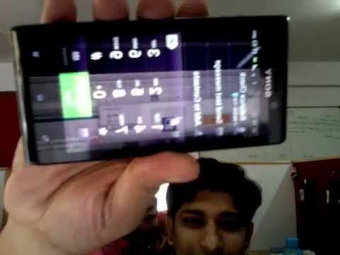 How to fix insufficient storage available on Sony Xperia J