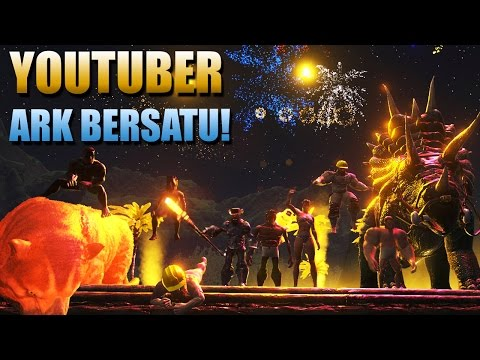 ARK SURVIVAL EVOLVED LIVE STREAMING INDONESIA ASELOLE