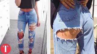 10 Guy Fashion Trends That Look BETTER On Girls