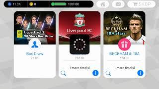 Pes 2018 mobile как словить крутых игроков