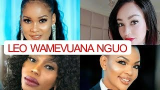 KIMENUKA VIBAYA! Kilichotokea Leo Mtandaoni Zari, Hamisa Wema Na Mange Wavuana Nguo Hadharani