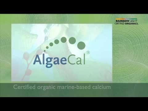 Rainbow Light Certified Organics PhytoKinetic Calcium
