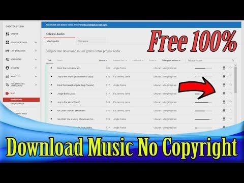 Download 1000++ Free Music No Copyright, Gampang !!