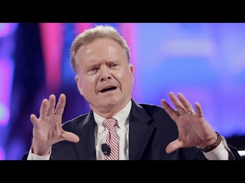 Jim Webb speaks about his presidential campaign