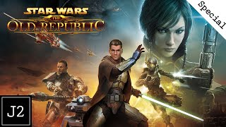 Star Wars The Old Republic Gameplay - Galactic Starfighter Special