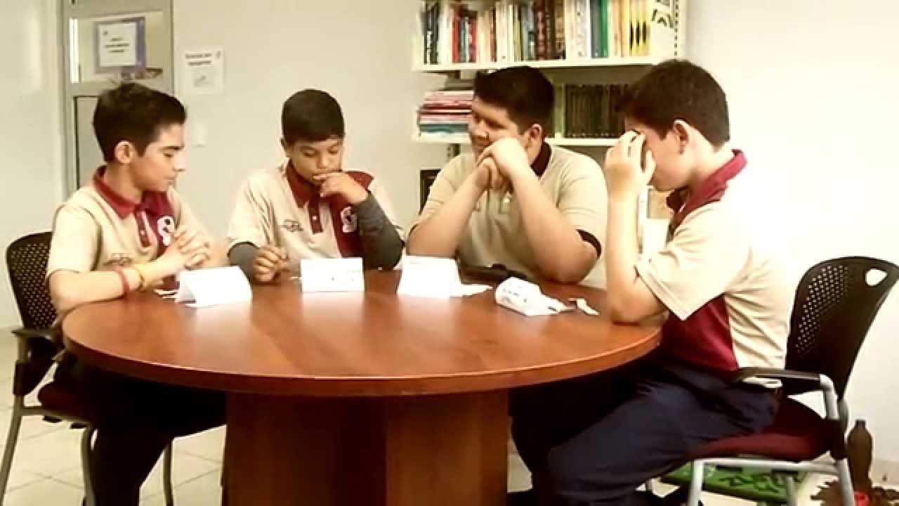 Espa ol ii proyecto 4 mesa redonda sexualidad - Que es mesa redonda ...