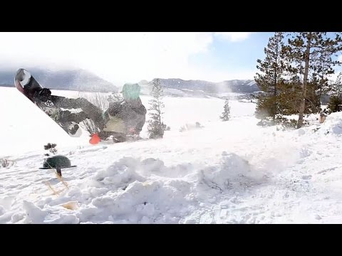 Monday Mallet: Near Impalement | TransWorld SNOWboarding
