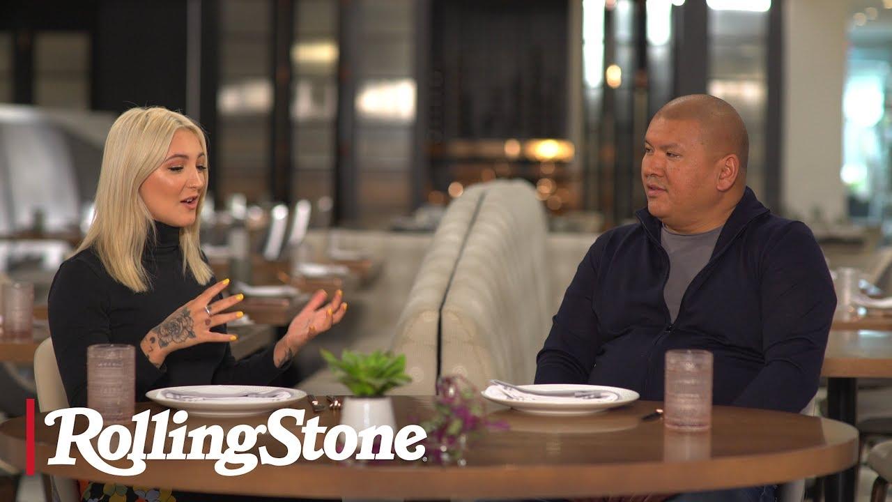 Burgers & Beats   Episode 3: Julia Michaels & Chef David Lee