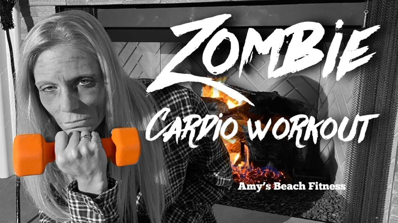 Halloween Zombie Cardio Workout