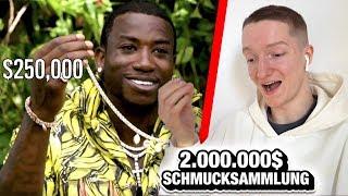 Seine 2.000.000$ Schmuck Sammlung.. (Reaktion)