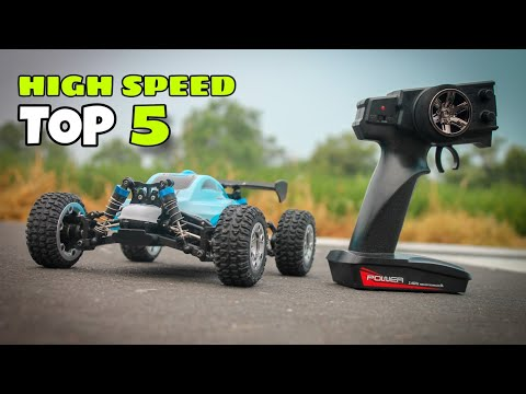 Top 5 High Speed Rc Cars Available Online - Under $100
