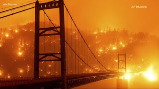 California wildfires evening update: September 9, 2020