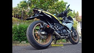 Download Video Modif Yamaha MX King| Project Hedon Seharga Motor 250 2 Silinder! MP3 3GP MP4