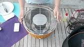 Rauchfreier Holzkohlegrill Penny : Holzkohlegrill mit aktivbelüftung youtube