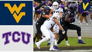West Virginia vs TCU Highlights | Week 14 | College Football 2019