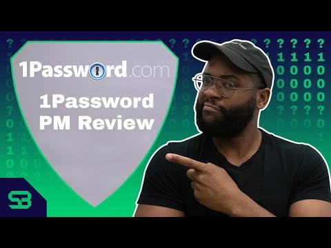 1Password Password Manager Review - YouTube