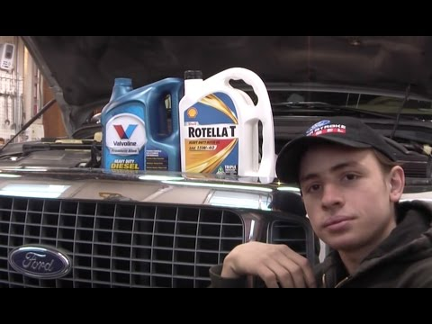 How to change your Engine Oil and Filter