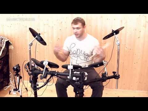 Как научиться играть на барабанах с нуля в домашних