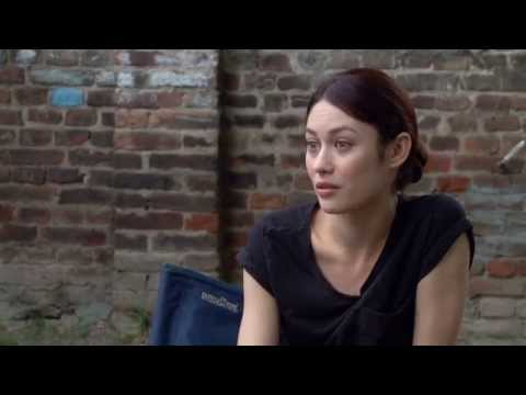 "The November Man: Olga Kurylenko ""Alice Fournier"" Behind the Scenes Movie Interview"