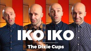 Download Iko Iko (The Dixie Cups) - A cappella Quartet (TTBB & SSAA available)