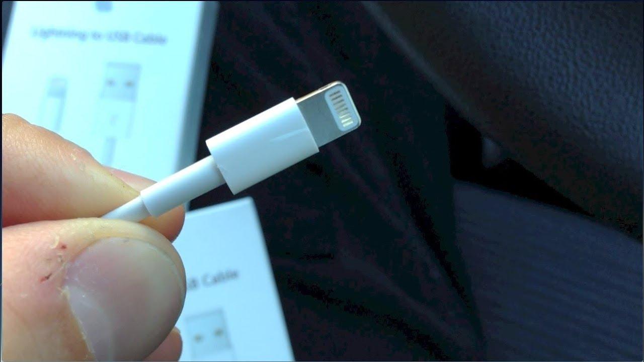 Signalex Iphone Cable