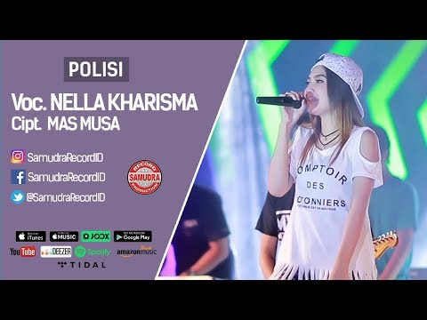 Nella Kharisma - Polisi (Official Music Video)
