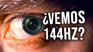 ¿Cuantos FPS ve el ojo humano? ft. Th3Antonio | Ozone DSP24 monitor 144hz