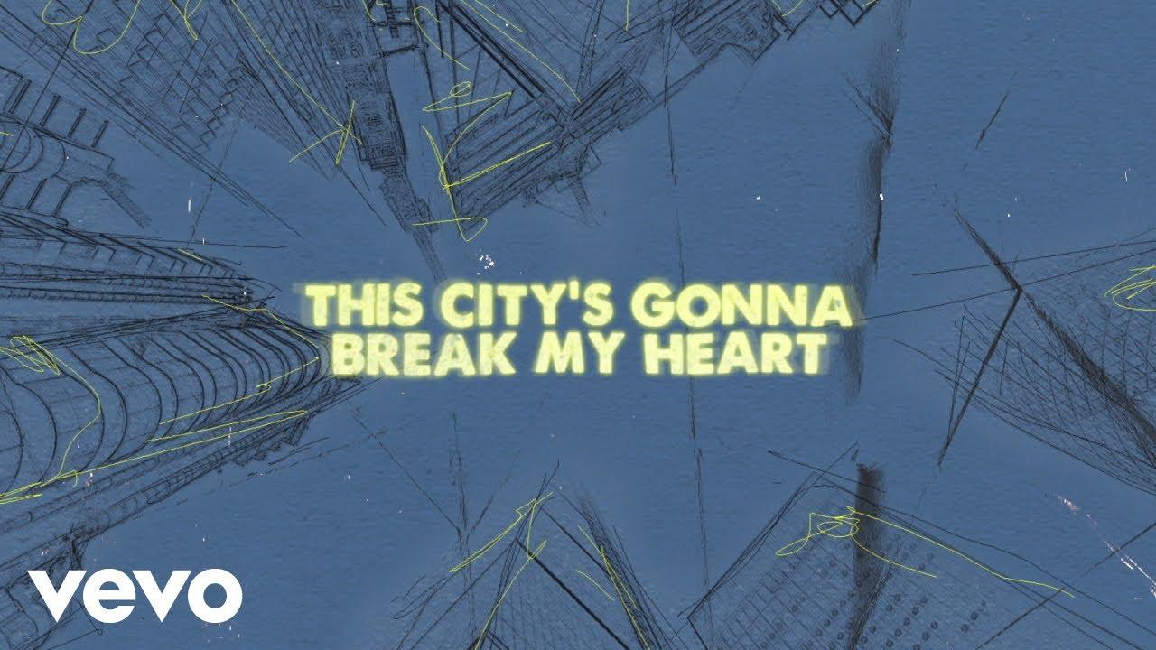 Sam Fischer - This City Remix (Lyric Video) feat. Anne-Marie