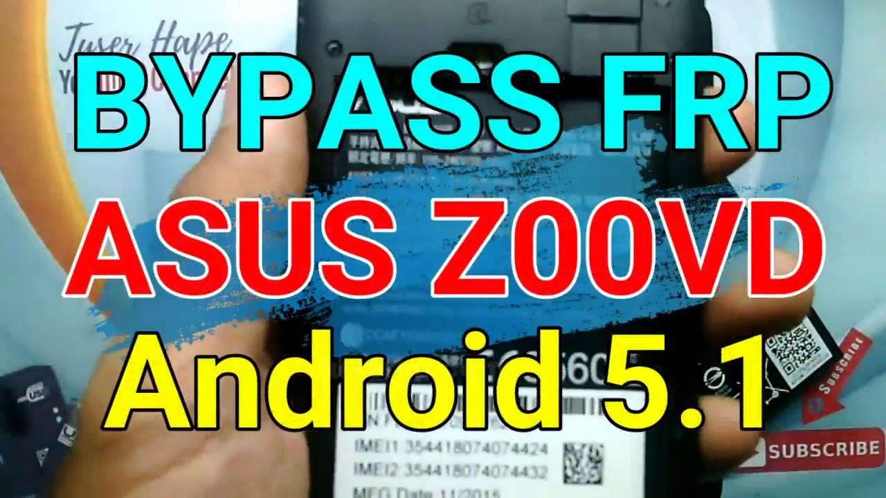 Asus Tested FRP Unlocking Video/Guide ETC Share Here - GSM-Forum