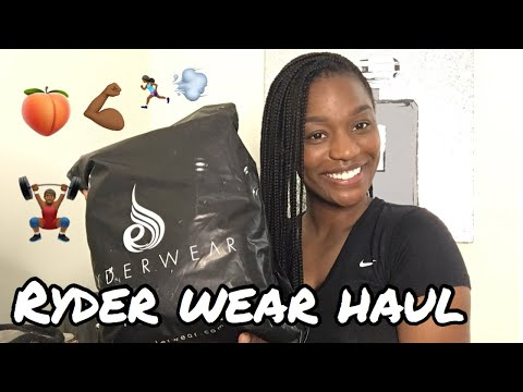 HONEST RYDER WEAR REVIEW / MY TRUE FEELINGS✨| TRY ON HAUL