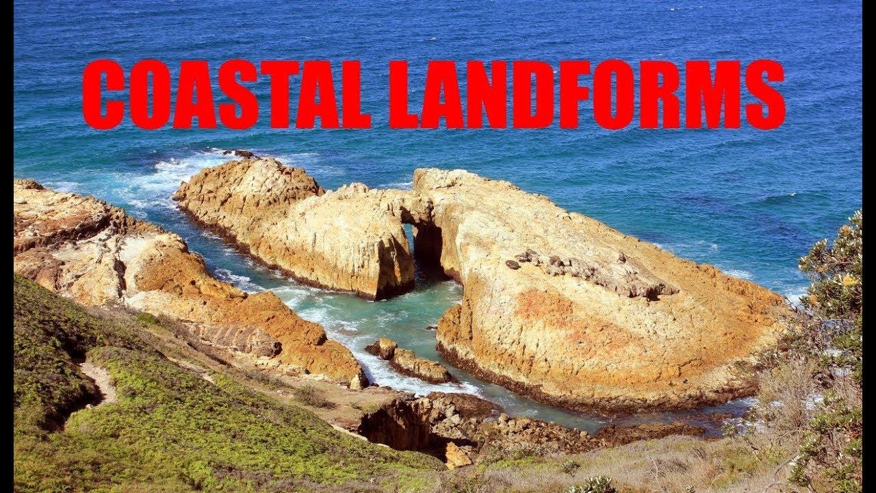 Coastal Landforms:Erosion