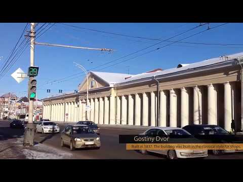 Video a trip to Russia - city Tambov, The History Of Russia, video tour of Russia - Denis Mikenin