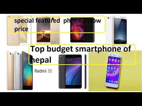 Best Budget Smartphone of Nepal in 2017