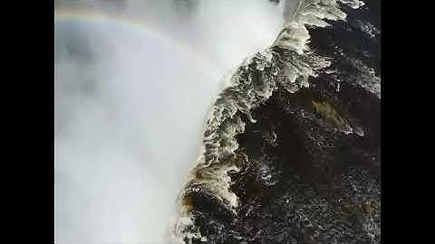 Victoria Falls Live Stream - April 2020