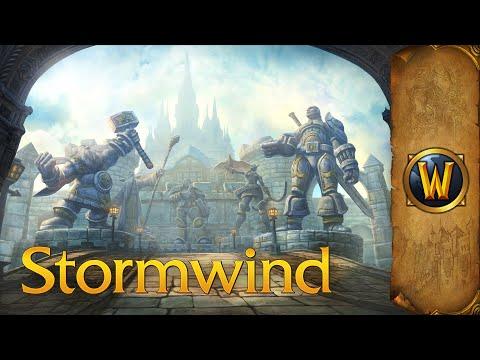 World Of Warcraft - Music & Ambience - Stormwind