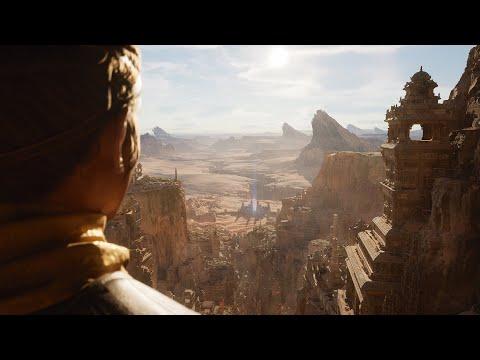 Unreal Engine for Next-Gen Games | Unreal Fest Online 2020