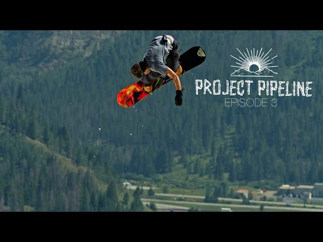 Project Pipeline EP3 - Woodward Copper