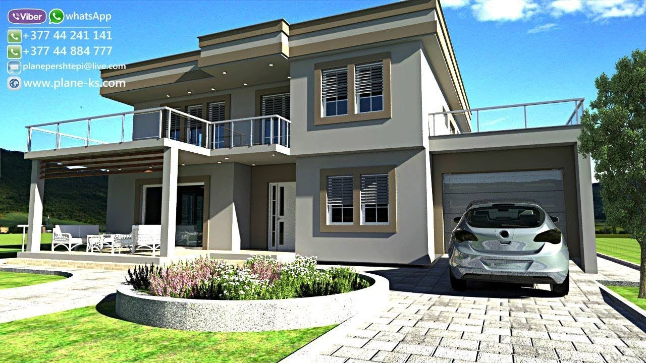 plane per shtepi perzanton shtepite e bukura te kosoves youtube. Black Bedroom Furniture Sets. Home Design Ideas