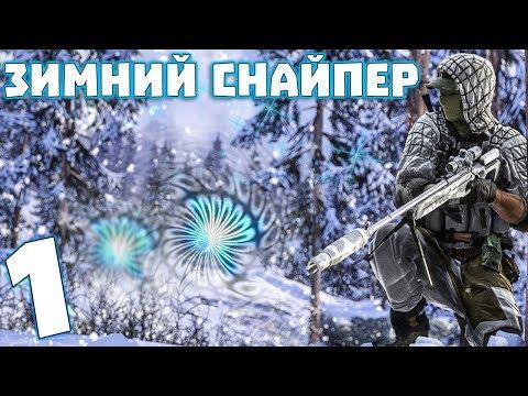 S.T.A.L.K.E.R. Зимний Снайпер #1. Зимний Хаос