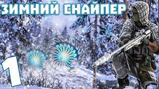 S.T.A.L.K.E.R. Зимний Снайпер 1. Зимний Хаос